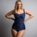 Funkita Form Ruched Front One Piece