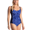 Funkita Form Ruched front one piece front