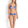 Seafolly Vintage Wildflower F Cup Halter