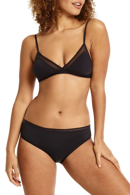 Love Luna Leakage Brief Midi