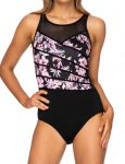 Poolproof Tape High Neck – Mastectomy